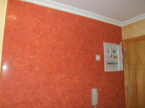 Estuco veneciano o imitacion marmol pintor de valencia - Impermeabilizar paredes interiores ...