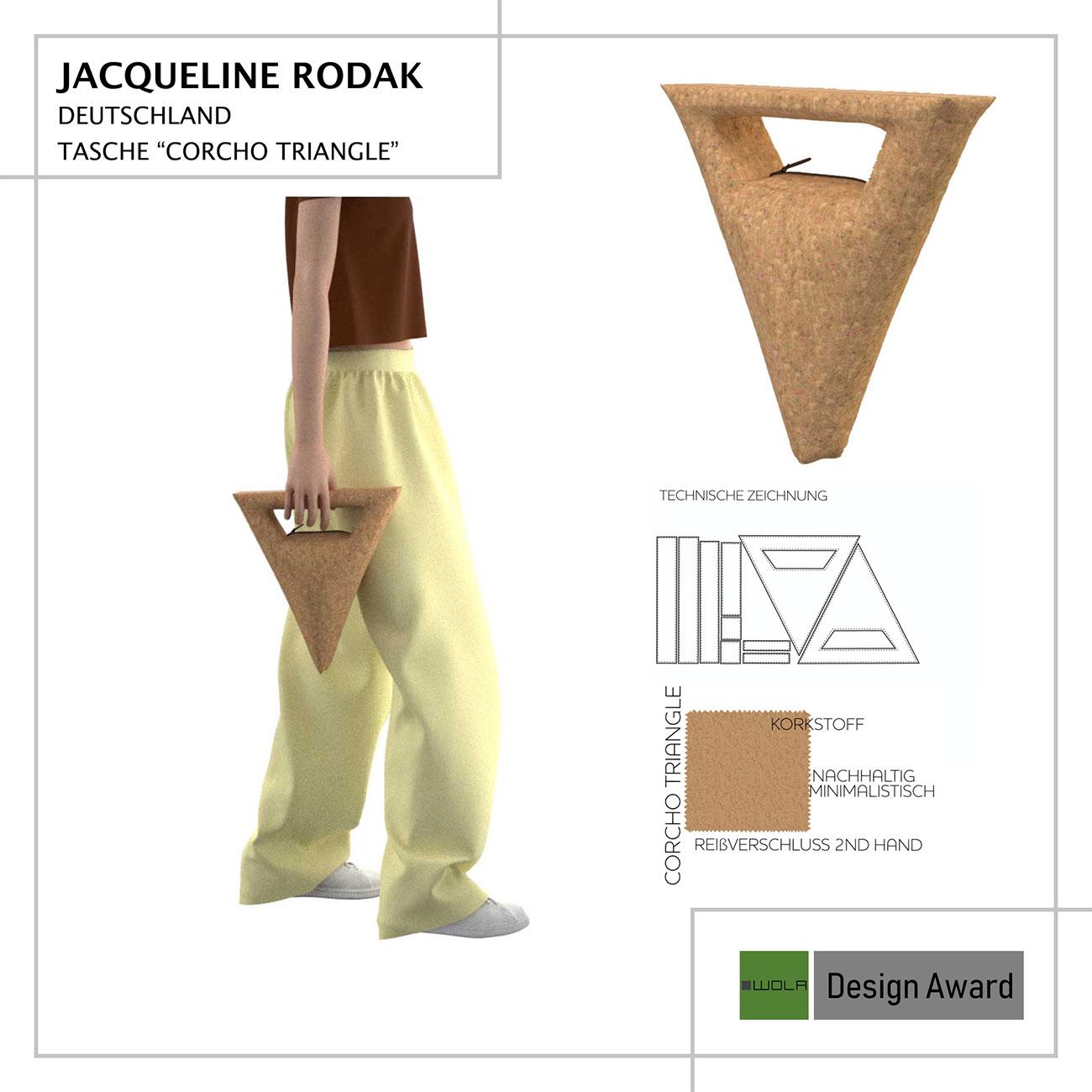 JACQUELINE RODAK Beitrag WOLA-Design Wettbewerb 2021