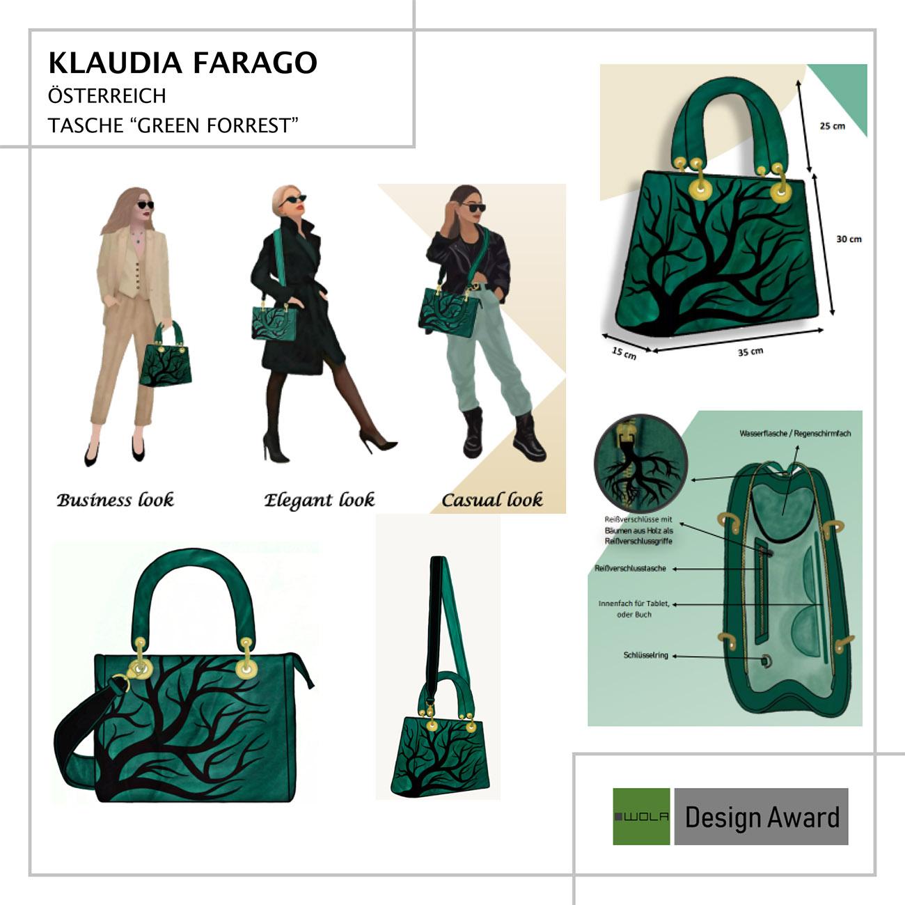 Klaudia Farago WOLA Design Wettbewerb 2021  -1