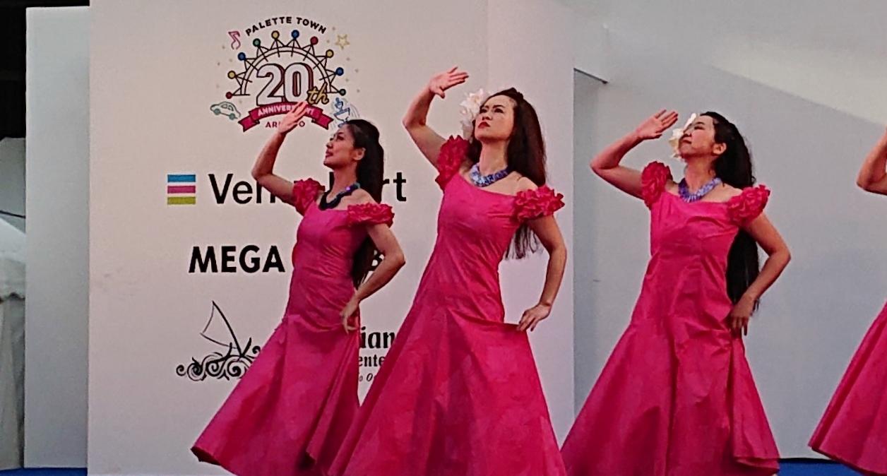 お台場ハワイフェスティバル2019