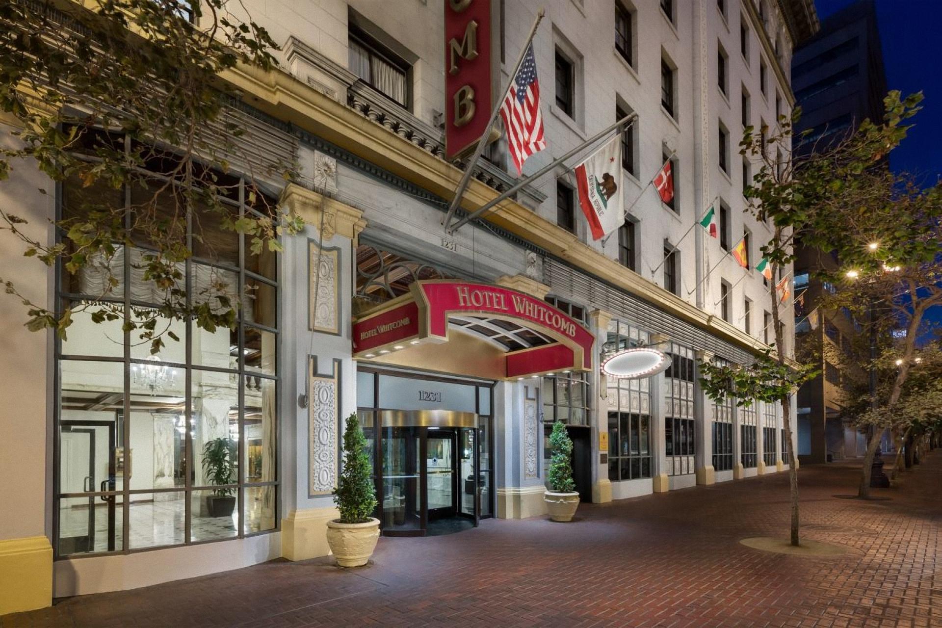 San Francisco - Hotel Whitcomb**+ - 2N