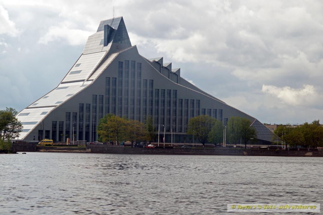 die neue Staatsbibliothek