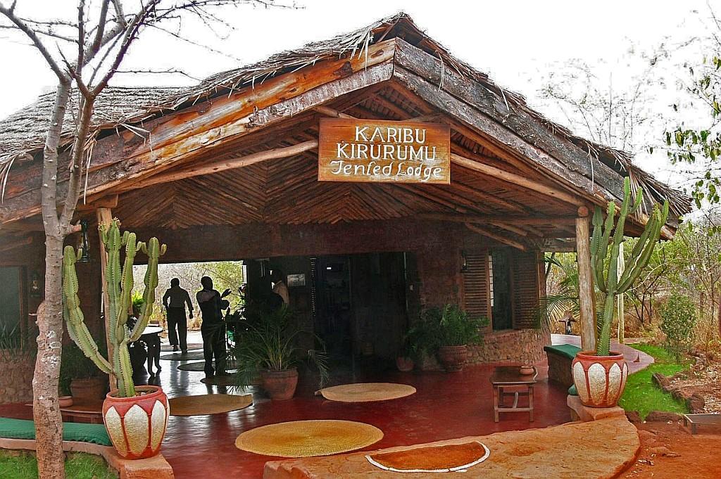 die Karibu Kirurumi Lodge
