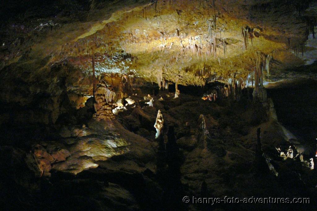 die Höhlen von Naaracorte