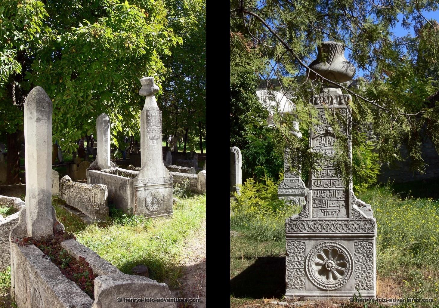 der Friedhof der Kahne
