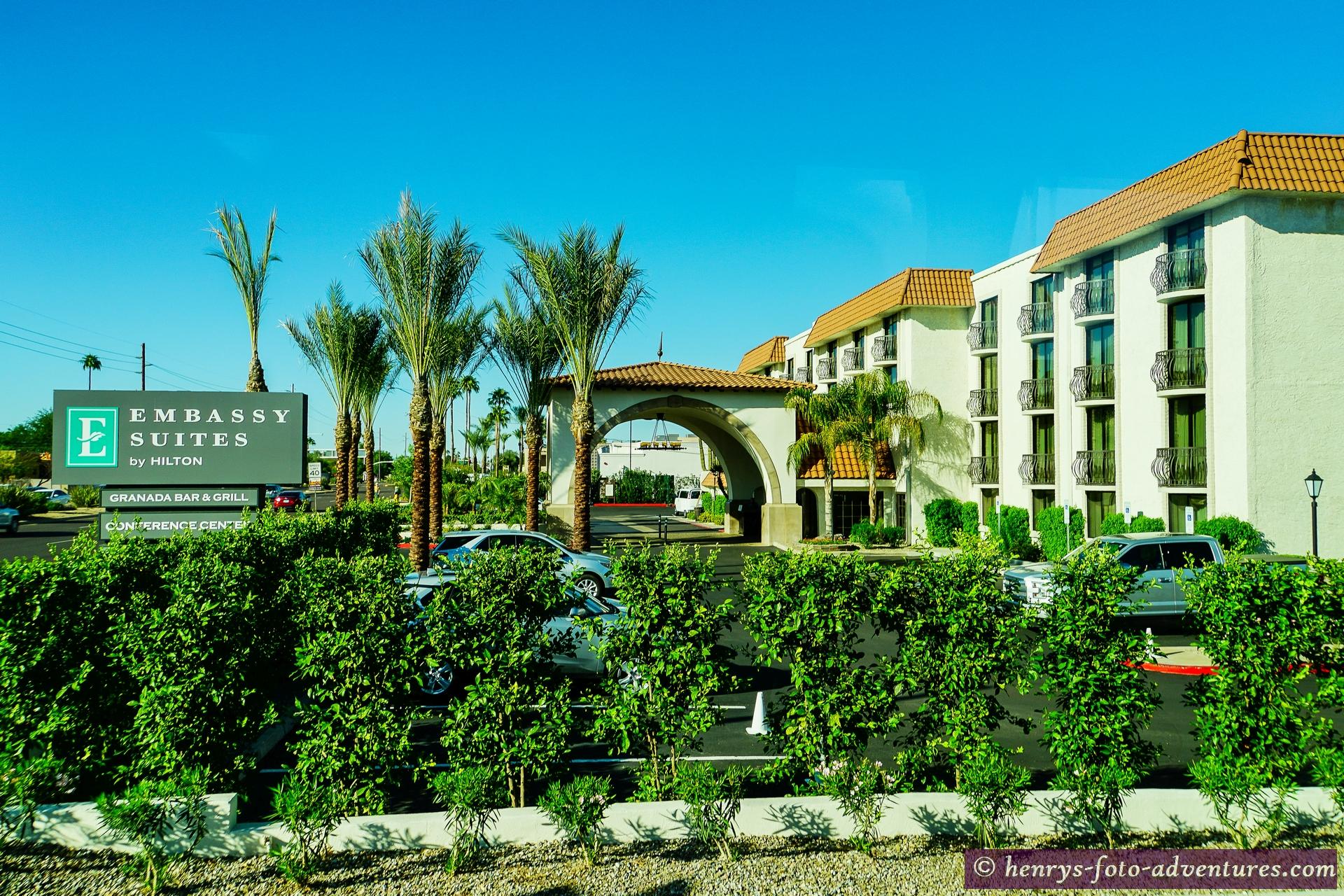 Hotel Hilton Embassy Suites