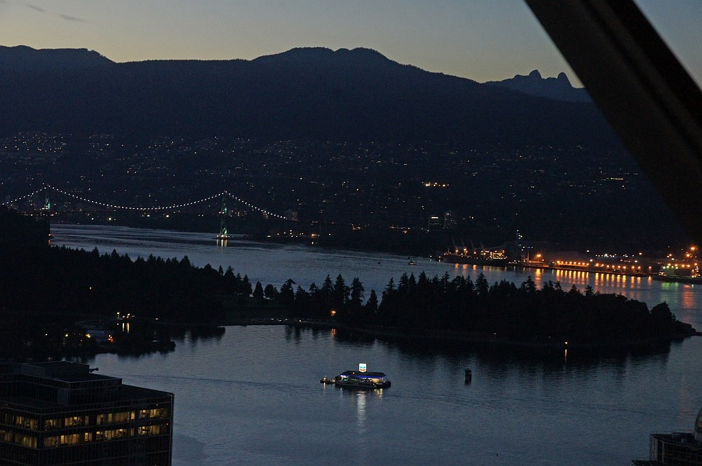 """Good Night Vancouver"""