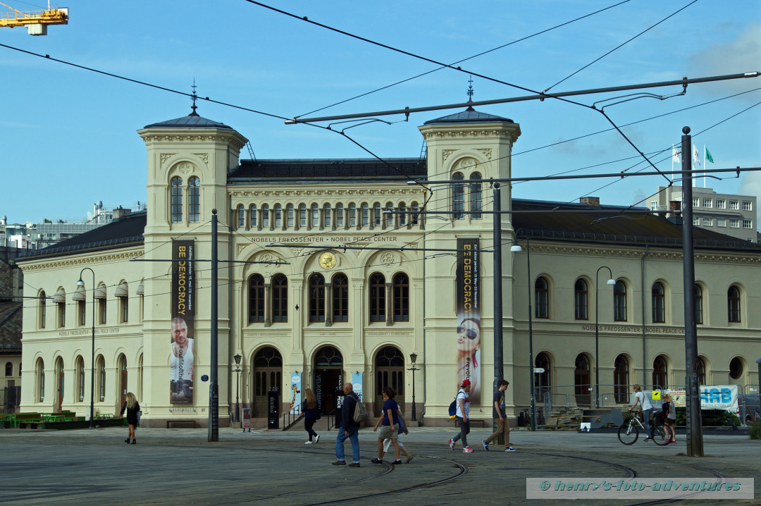 Nobel - Friedenscenter
