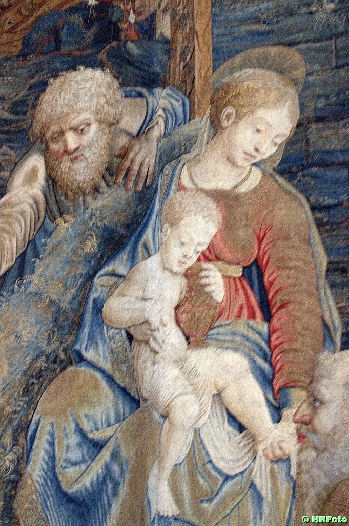 Gobeline-Detail