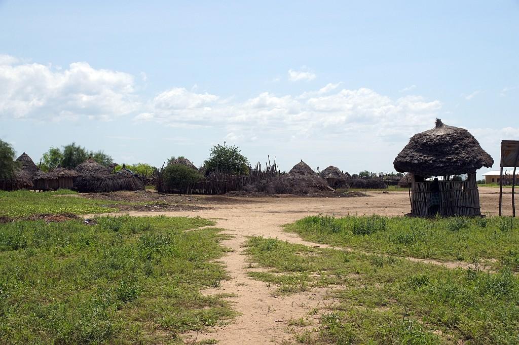 das Dorf der Karo