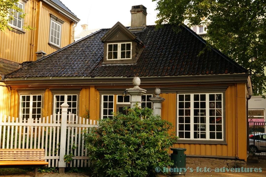 Gartenhaus des Stiftes