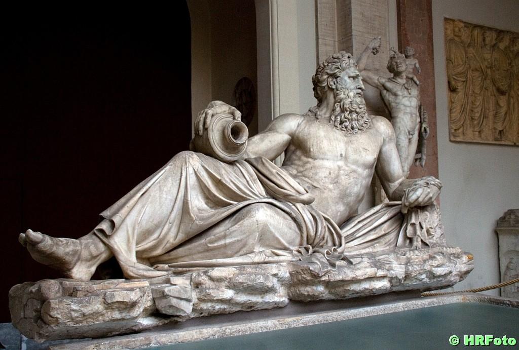 Flussgott Arno