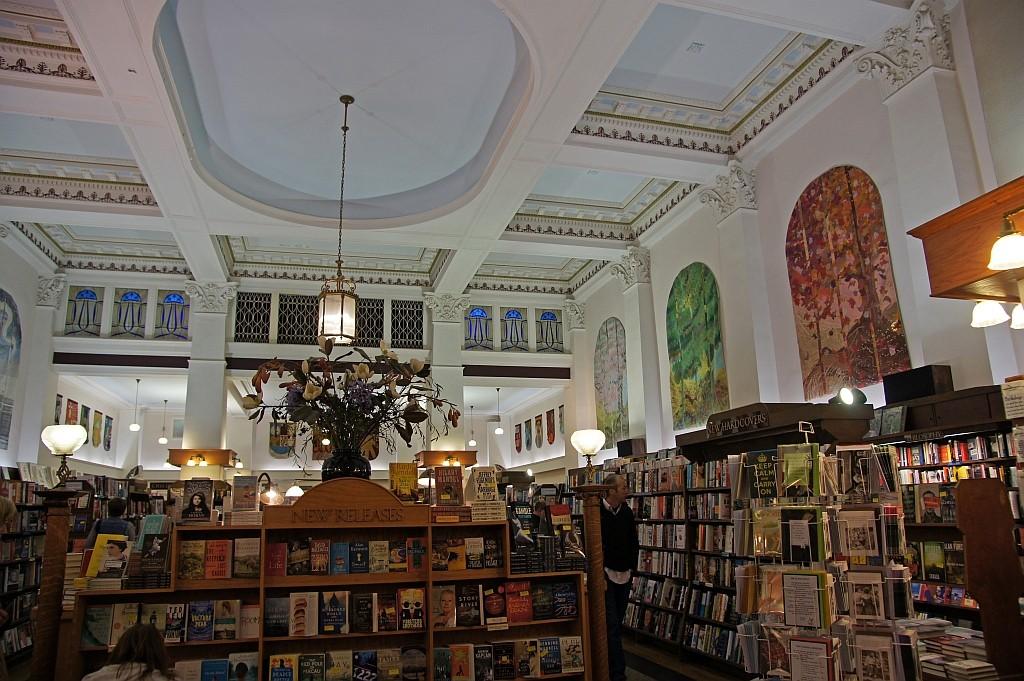 Bibliothek - Geschäft