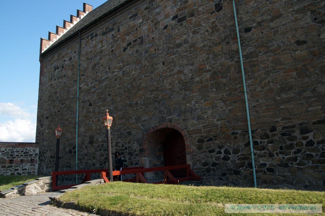das Akershus Slot