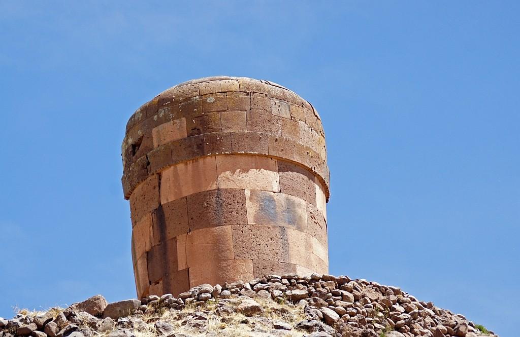 Chullpas, Grabtürme aus der Inka- und Vorinka- Zeit