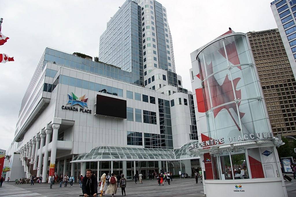 das moderne Vancouver