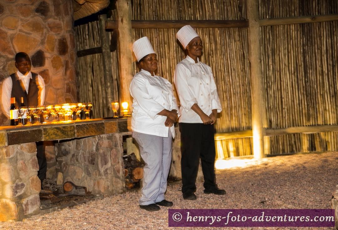 Vorstellung der Köchinnen