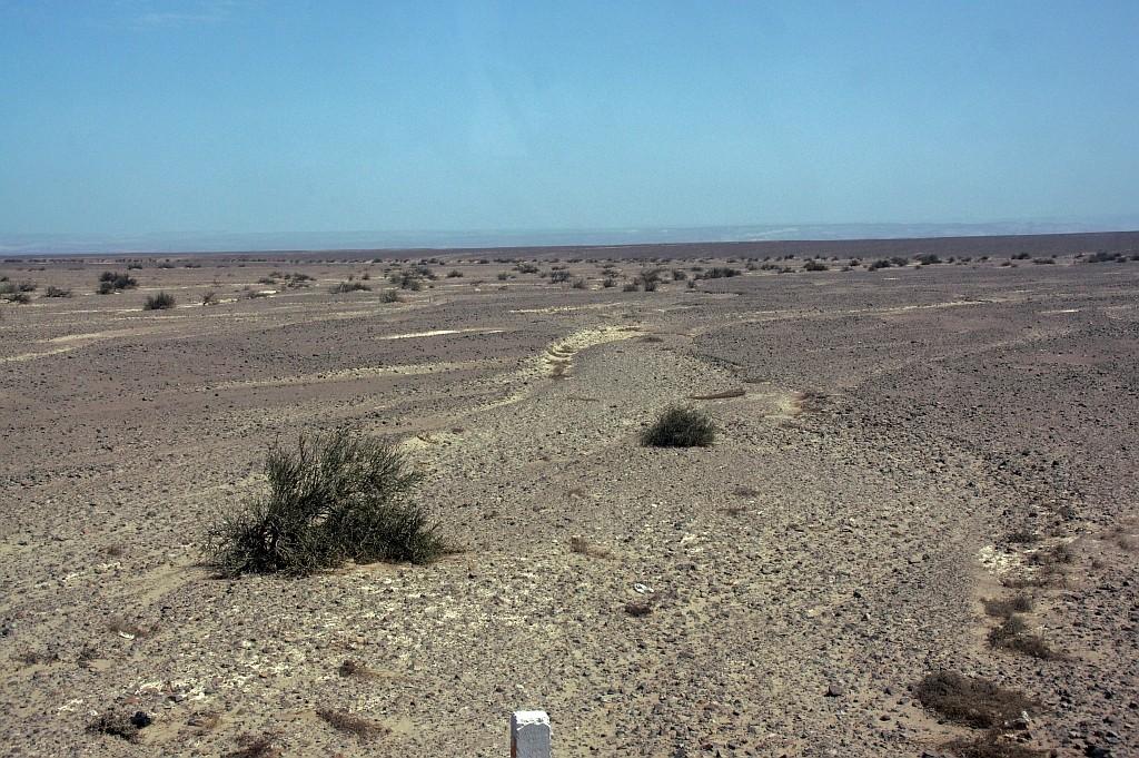 wir fahren weiter durch die Wüste