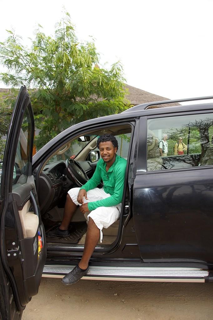 Musa, unser Driver