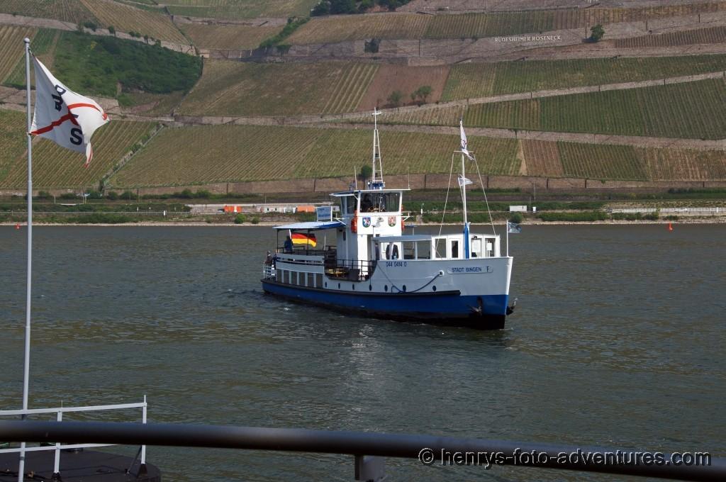 Fähre nach Rüdesheim