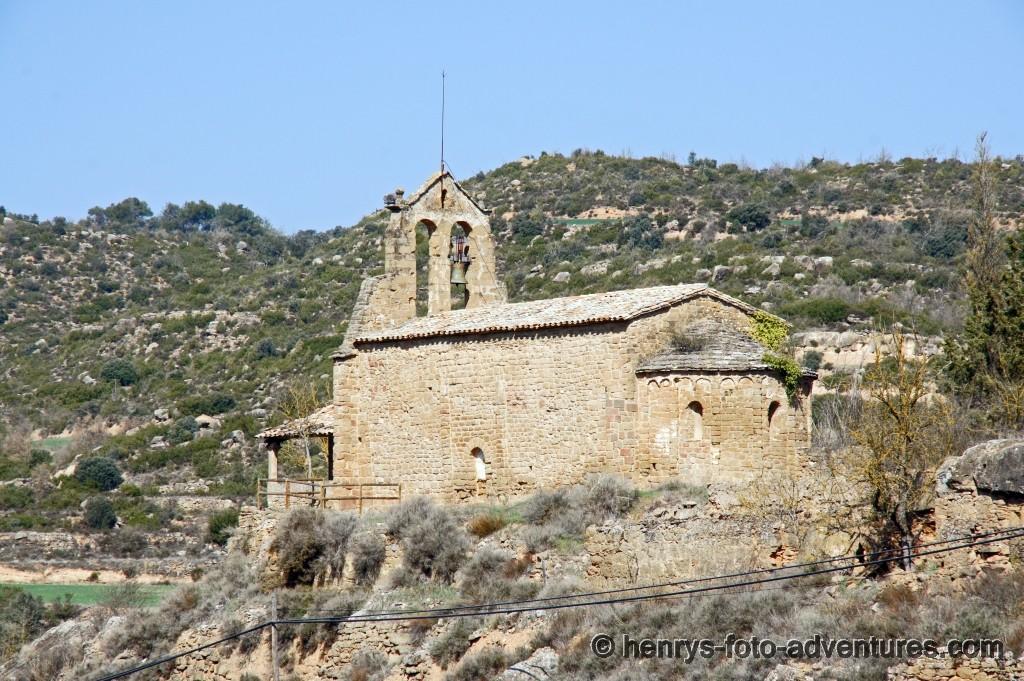 die Kapelle St. Miguel