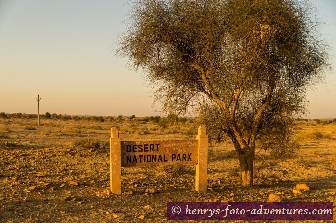 Abschied von der Wüste