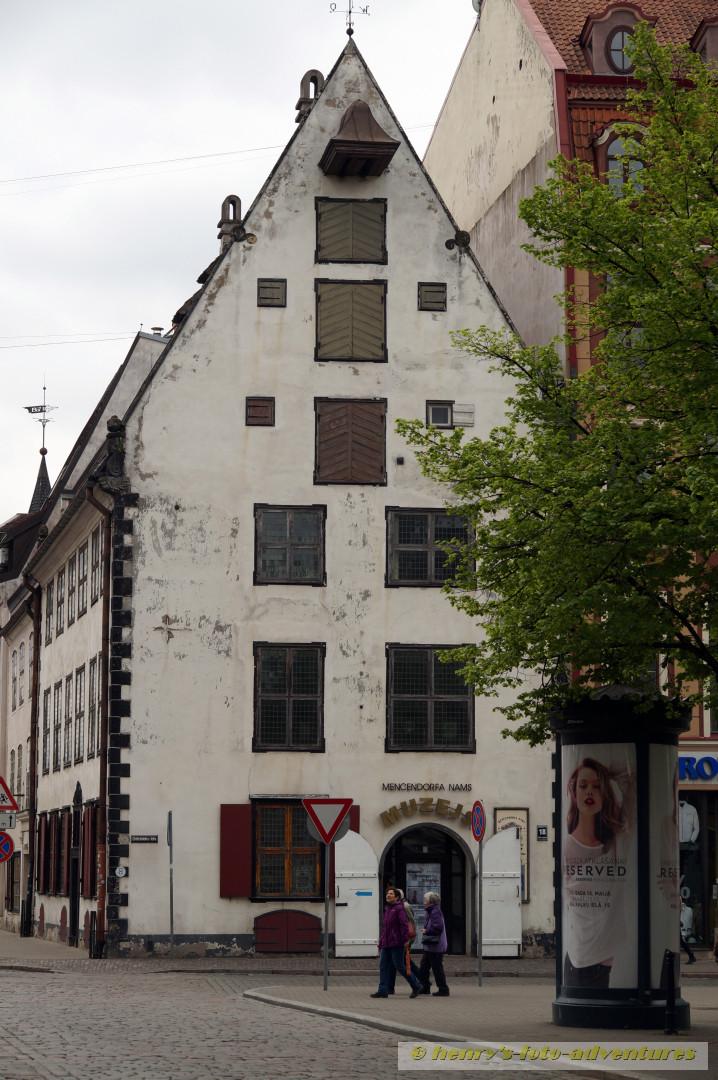 alte Speicherhäuser