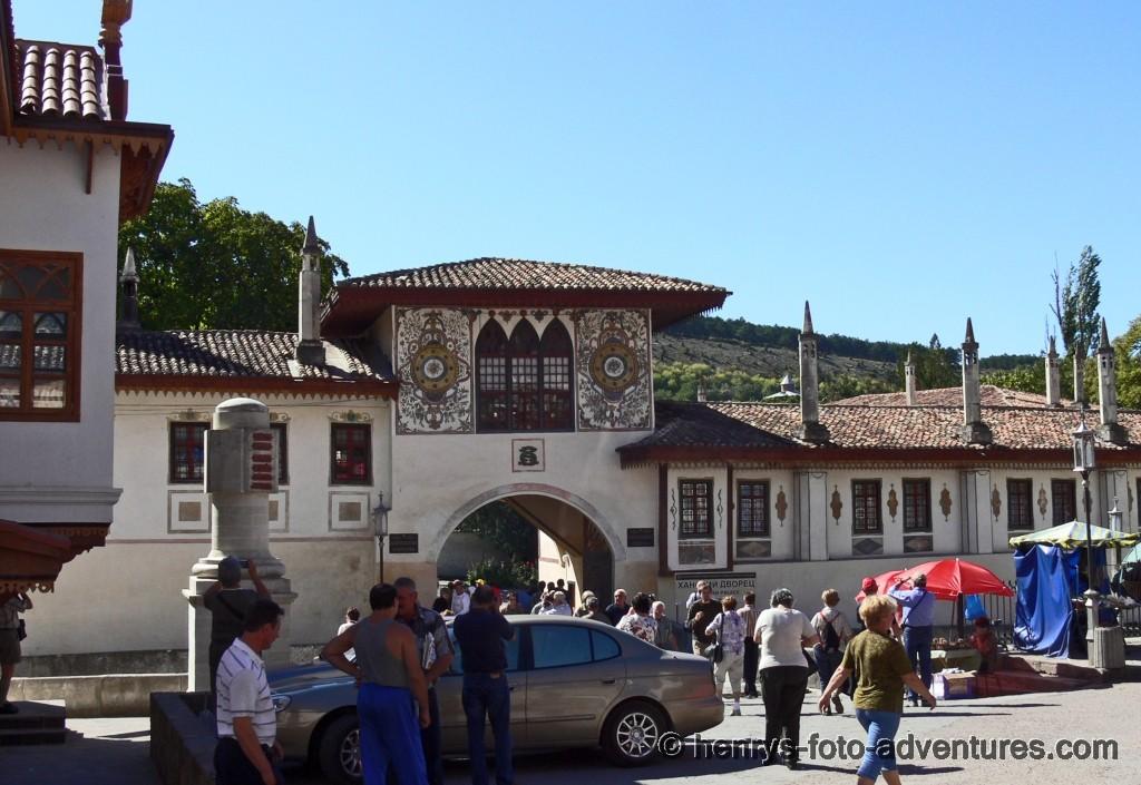 dewr KAHN-Palast