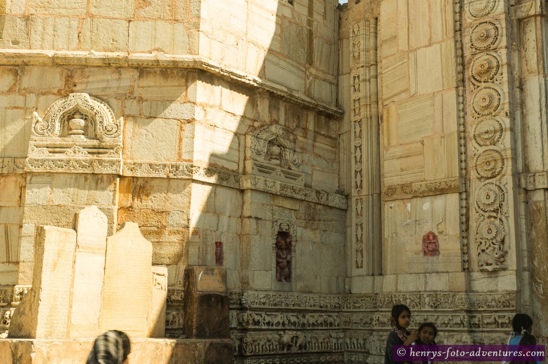 der Palast des Rana Kumbha