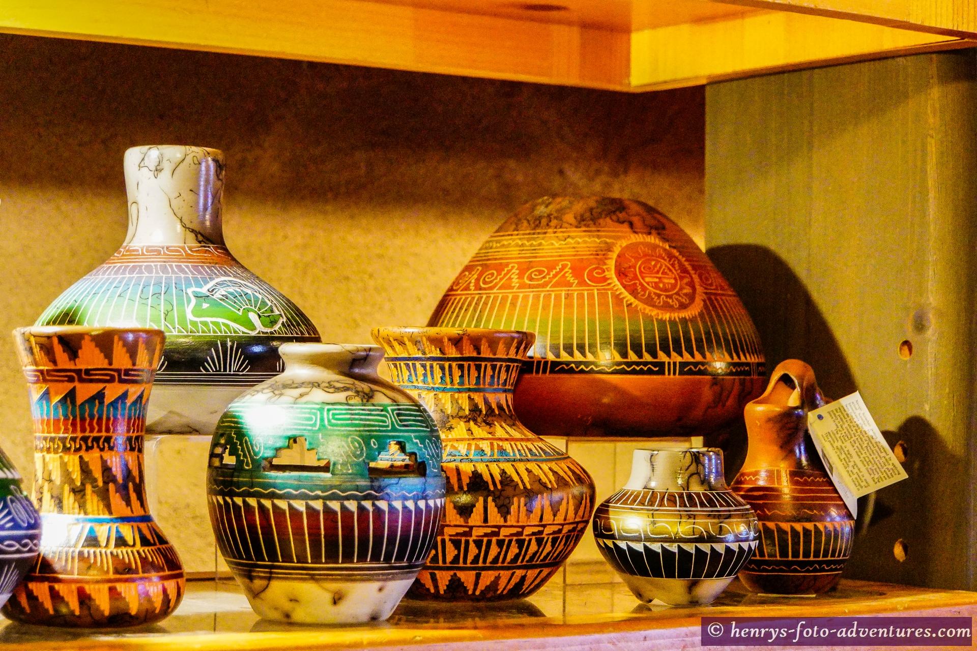 Museum und Souvenir Shopp