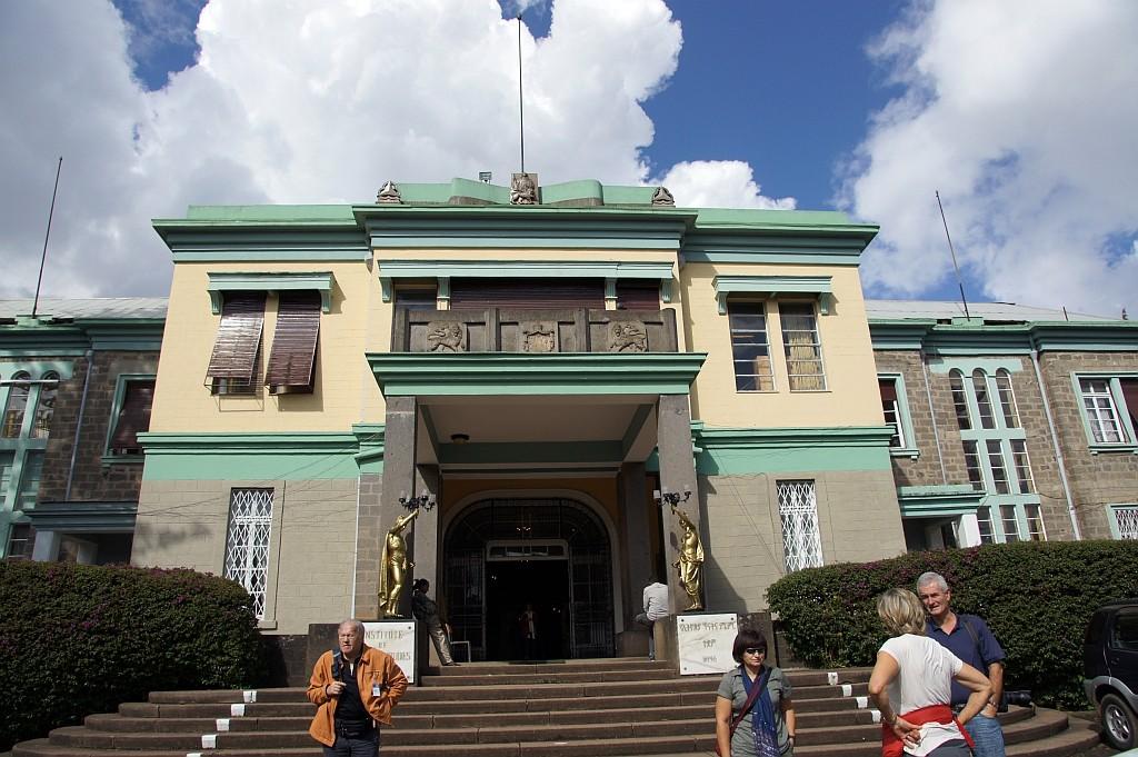 das Ethnologische Museum