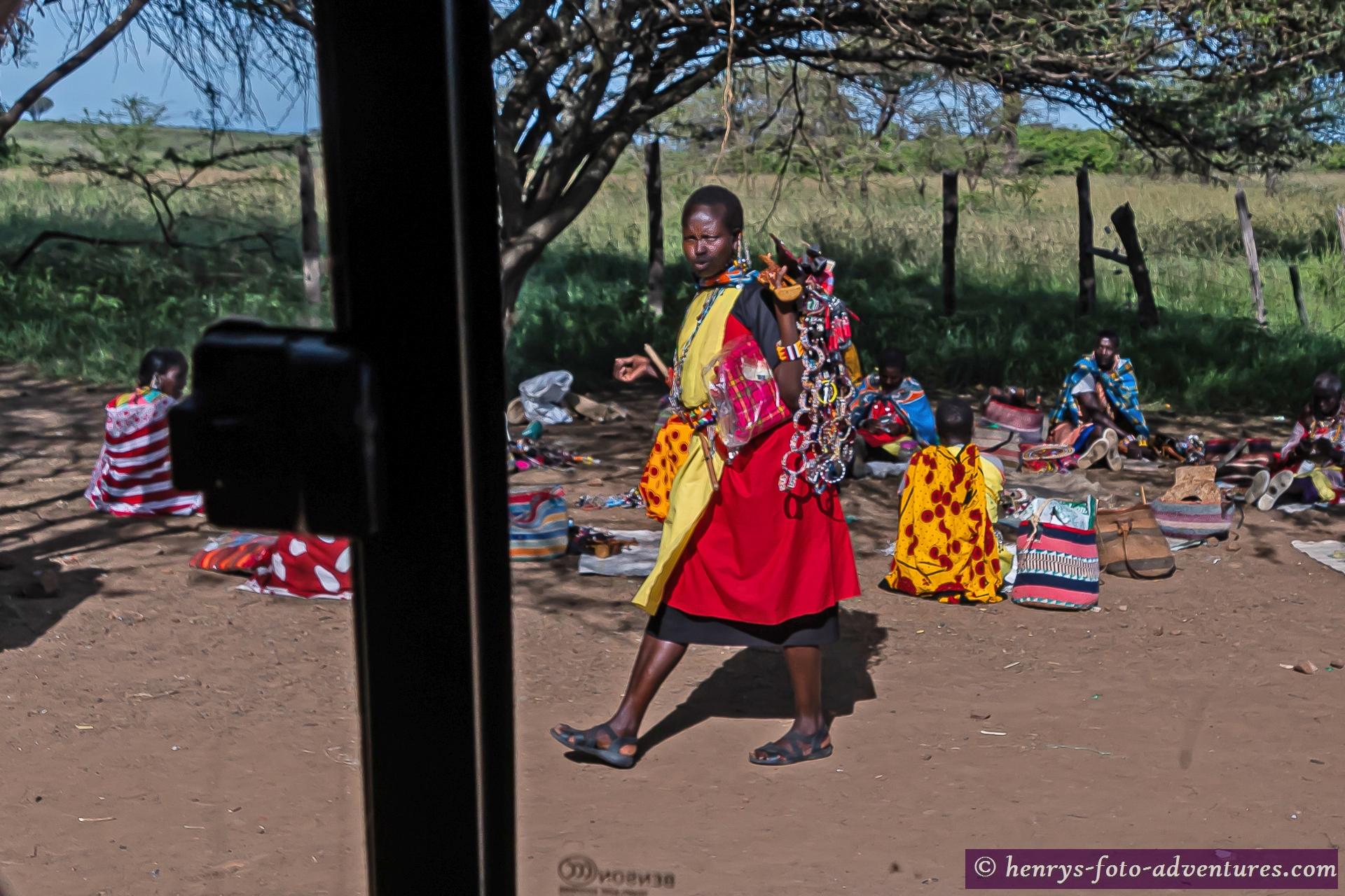wir verlassen die Masai Mara