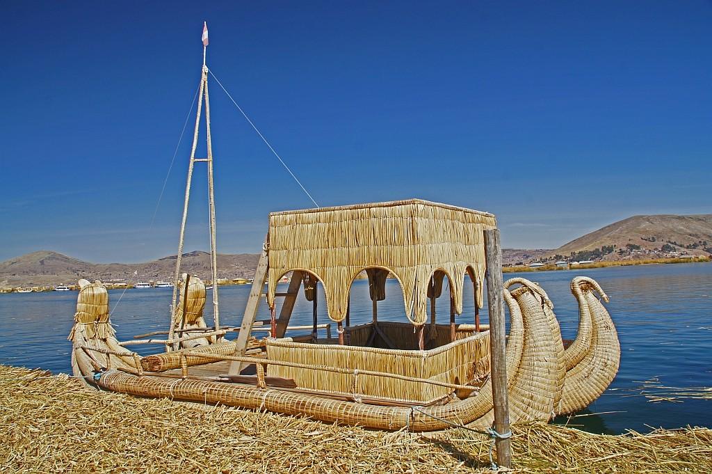 ein Hochzeitsschiff