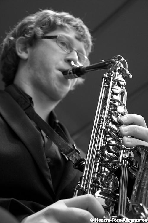 das Saxophon, Linz-Brass 2010