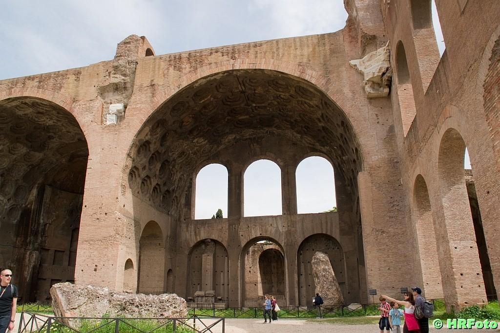 Basilika des Konstantin