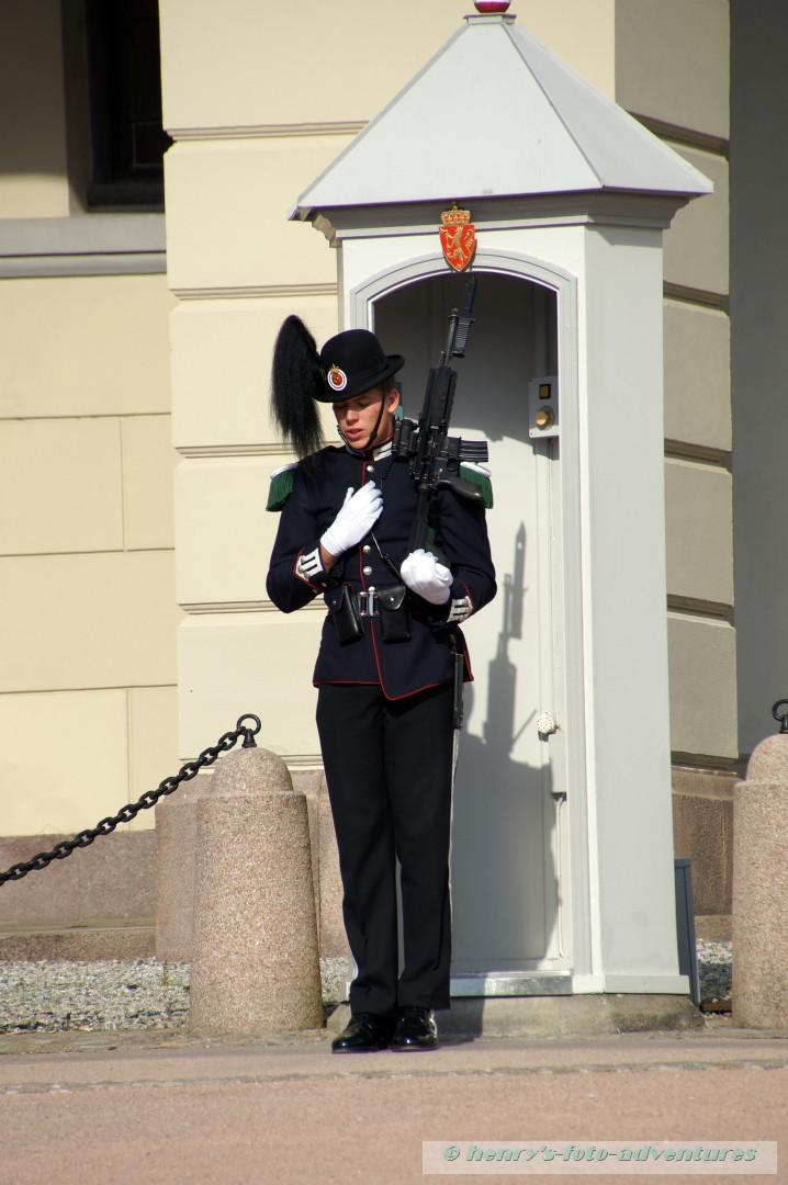 Schlosswache