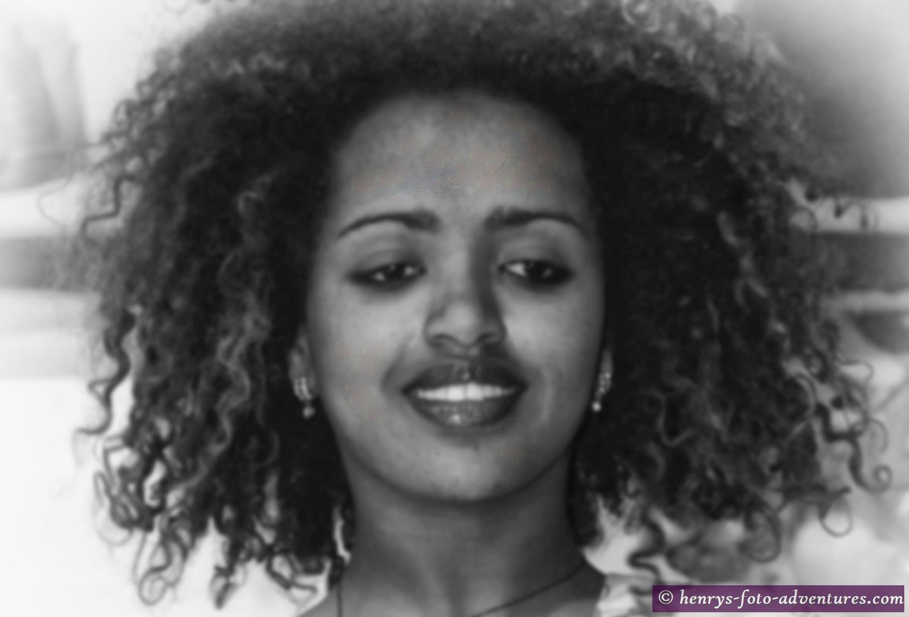 wieder in Addis Abeba, Tänzerin bei der Abschiedsverranstaltung