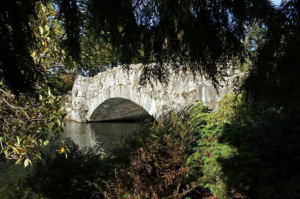 Steinbrücke aus 1889