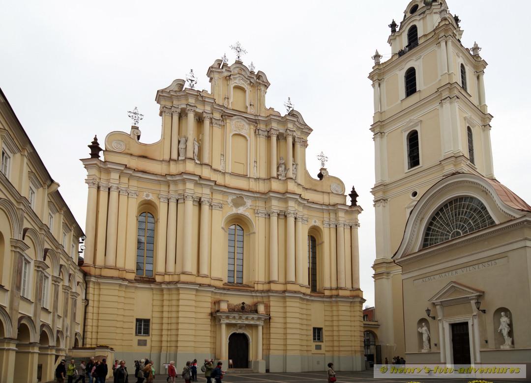 die Universitätskirche
