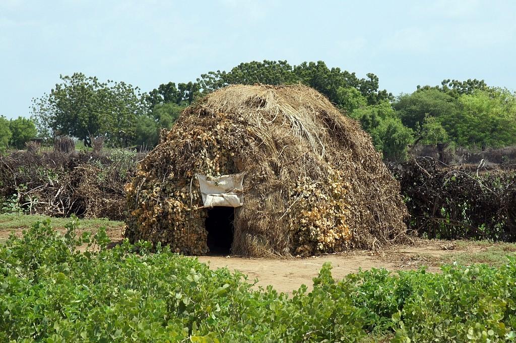 armseelige Hütte