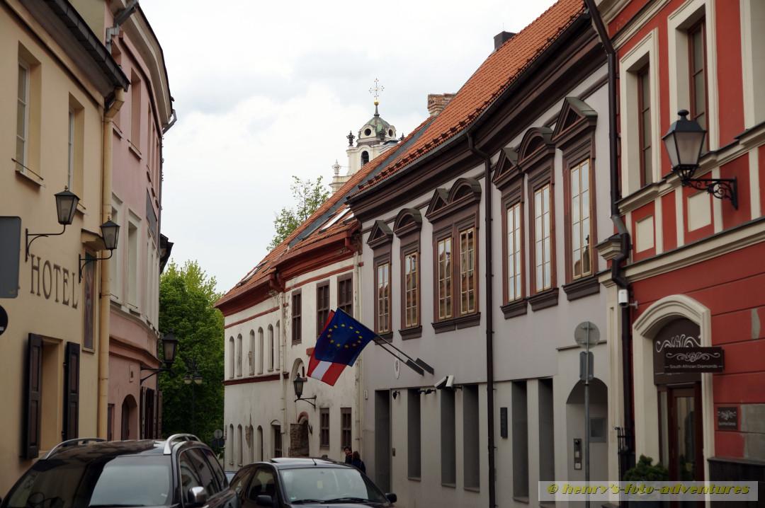 die Österreichische Botschaft