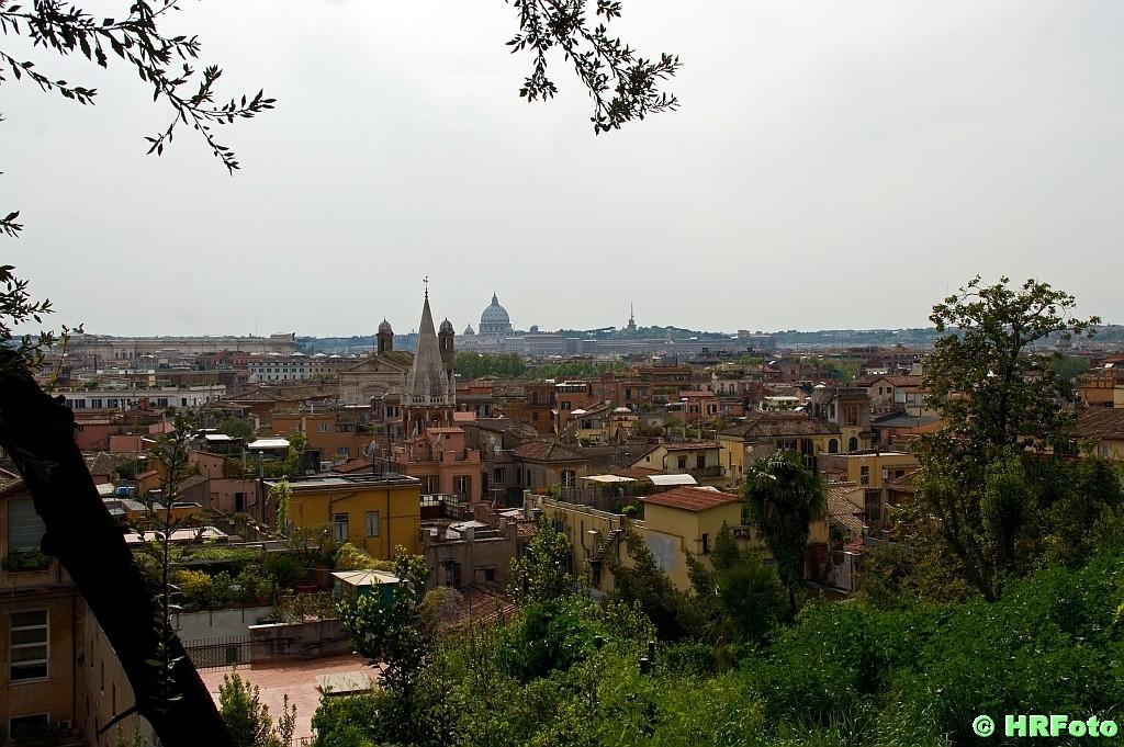 Ausblick auf die Stadt