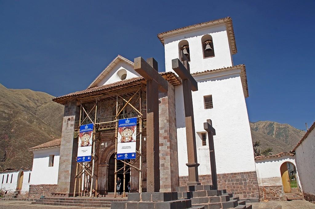 die Wallfahrtskirchen von ANDAHUAYILLAS