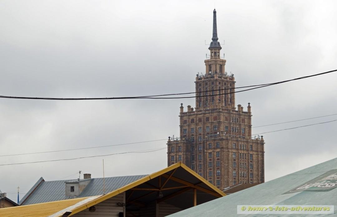 Moskau lässt grüßen