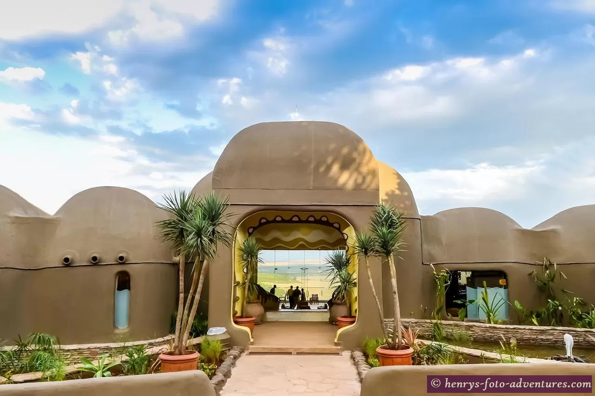 Masai Mara Serena Lodge