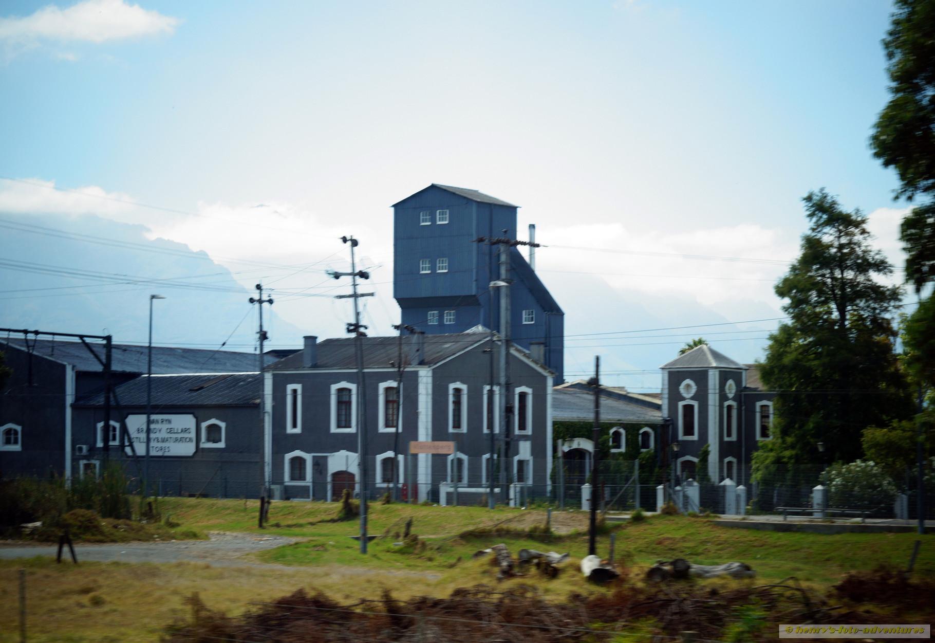 Zuckerfabrik