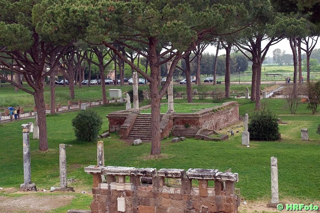 Tempel der Cerces