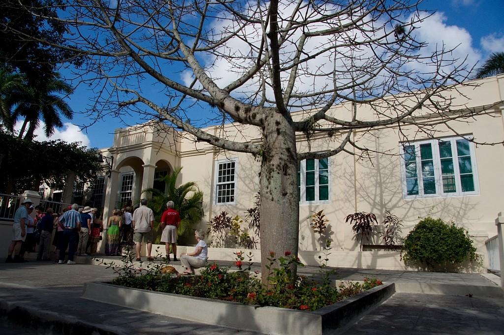 die Villa von Ernest Hemingway