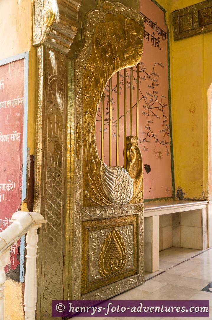 Besuch des Hindu- und Jain- Tempel in Osian