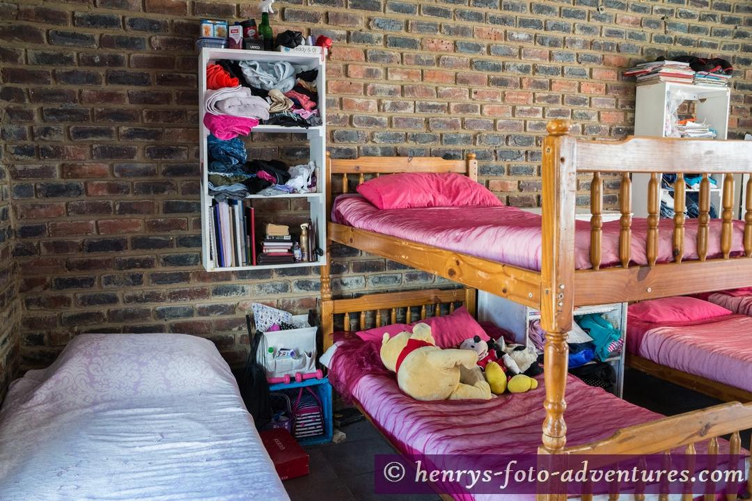 ein Mädchenzimmer